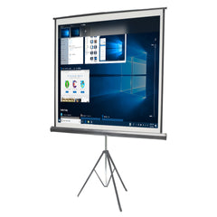 Tripod Projector Screen