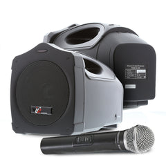 Promic PA-40W Portable Wireless PA System