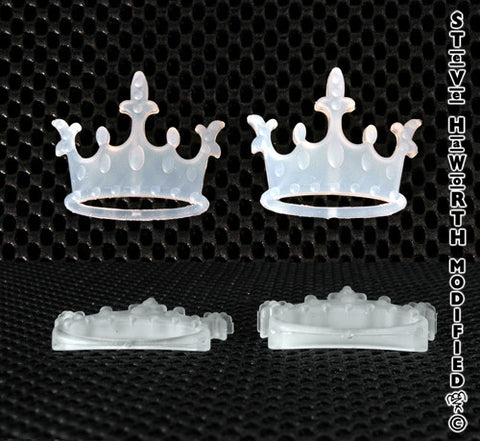Silicone 5 Point Crown