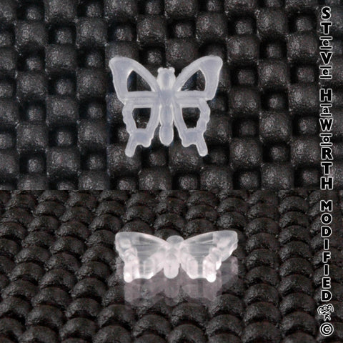 Miniature Butterfly .600 x 5/8