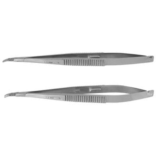 Dermal Anchor/Microdermal Stem Holder Piercing Tool, Easy Two-Finger Handle 1.2 mm or 1.6 mm (Polished or Satin)