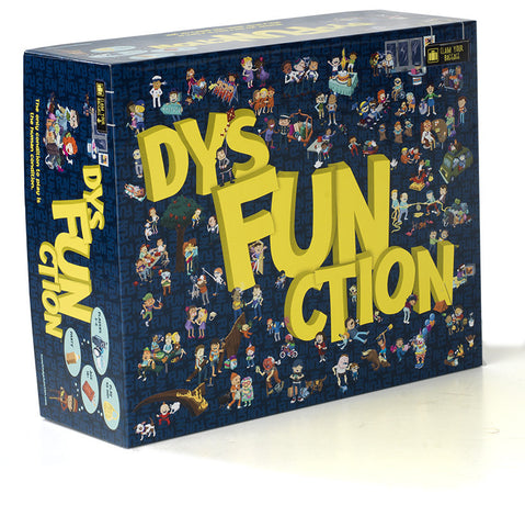 dysFUNction BOARD GAME