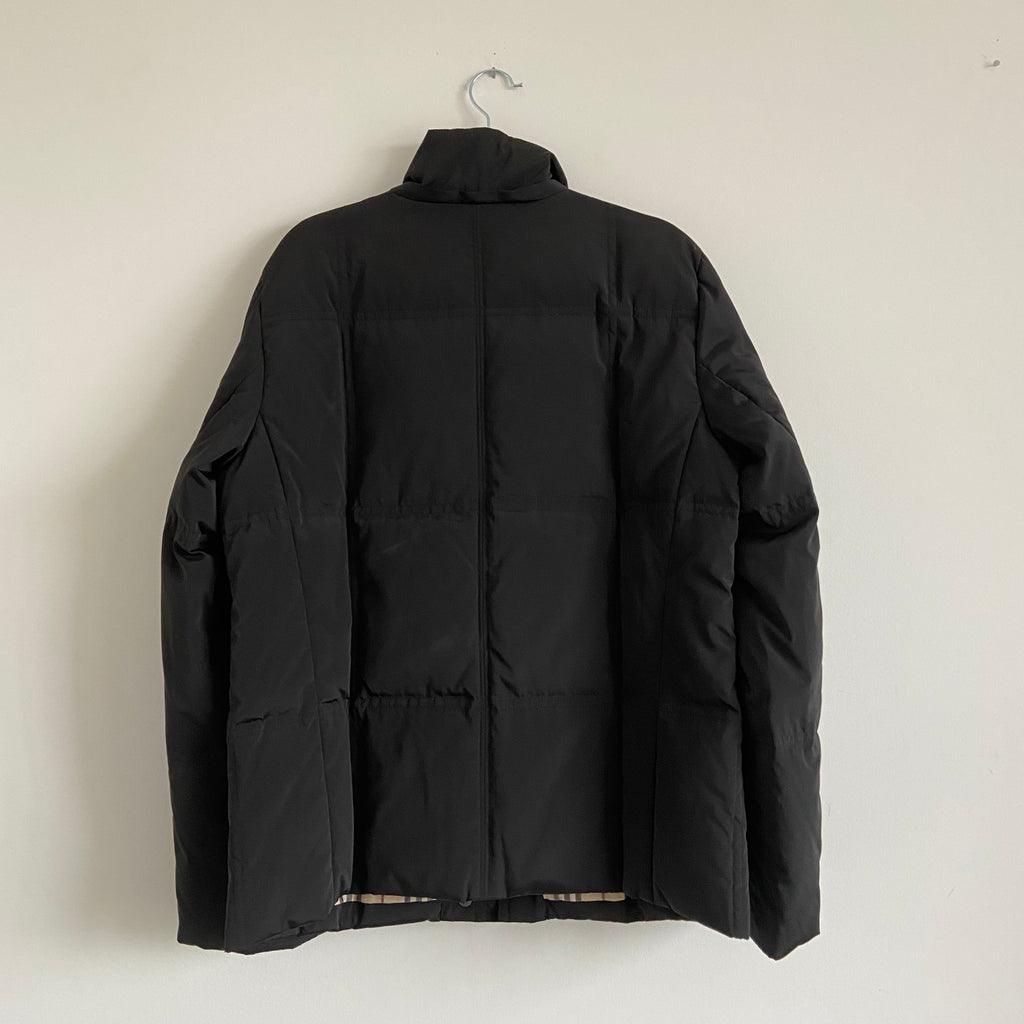 Burberry Black Down Jacket