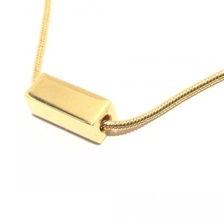 Burberry Necklace (Gold Plated)