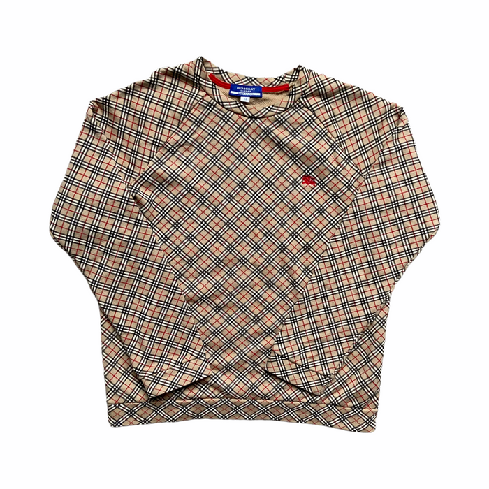 Burberry Nova Check Sweater