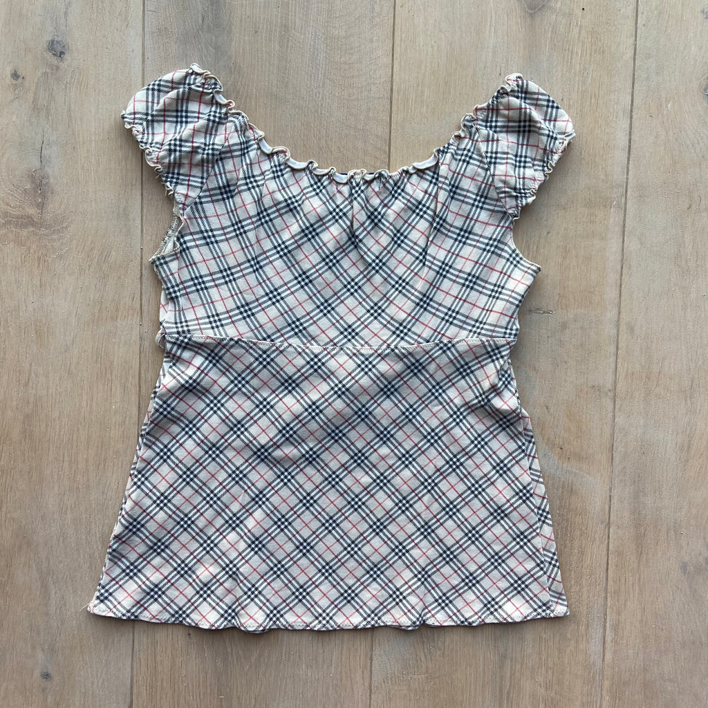 Burberry Nova Check Top