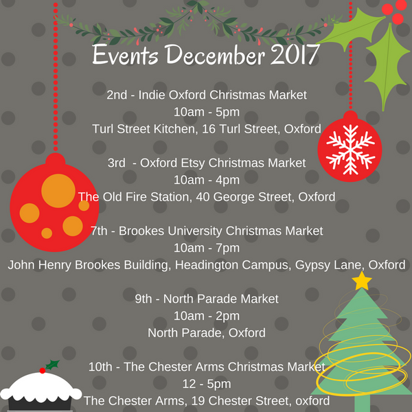 Miller & Jeeves Events Christmas 2017