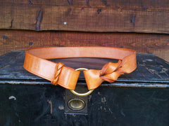 Twist Belt, Light Havanna