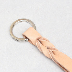 Twist Keyring - Natural