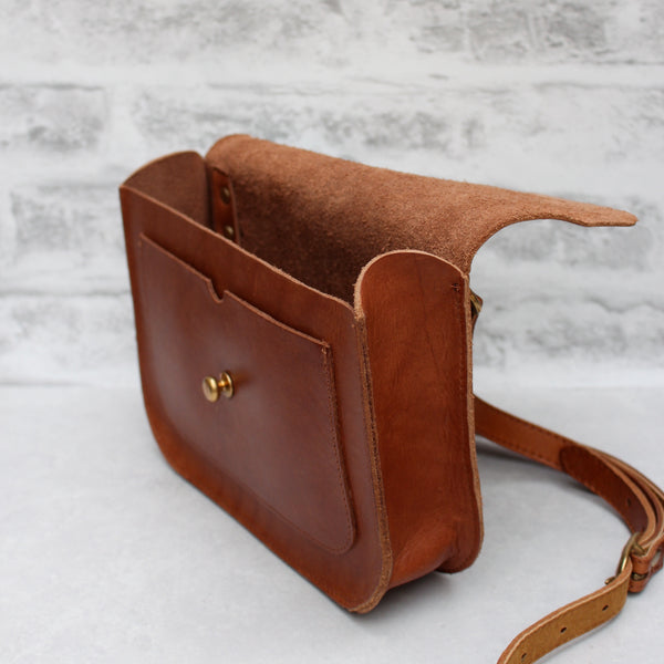 Miller & Jeeves Fawley satchel