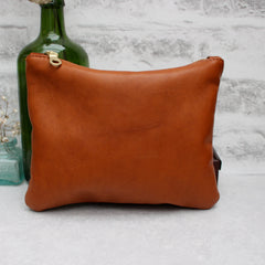 SALE - Asthall, light tan leather