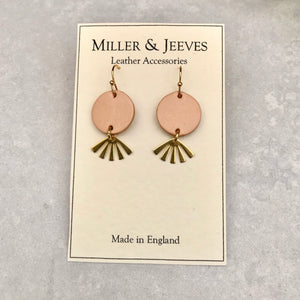 Midi Sunbeam Earrings