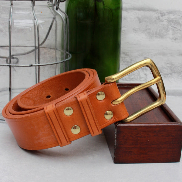 SALE - Westwick Belt, light havana, 32-38""