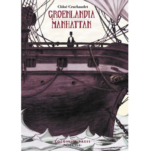 Cómic Groenlandia- Manhattan