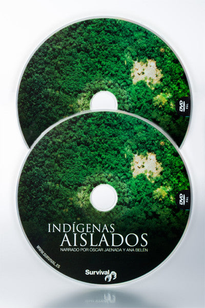 Documental Indígenas aislados