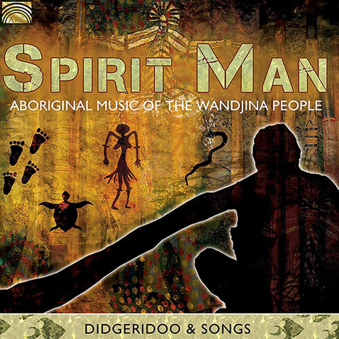 CD música Spirit Man