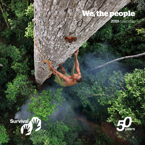 "Calendario 2019 ""We, The People"" 50º aniversario"