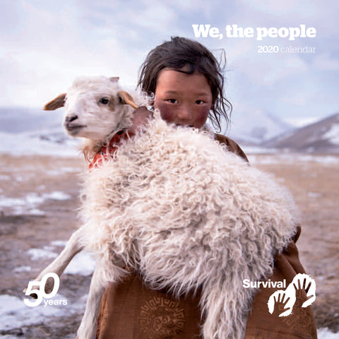 "AGOTADO: Calendario 2020 ""We, The People"""
