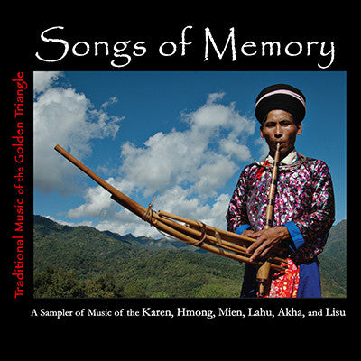 CD Música indígena Songs of Memory | Survival International