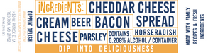 Bangin' Cheddar Bacon Beer