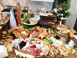 Styled Grazing Tables