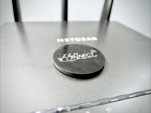 The Zen Connect 5G/EMF Neutralizer: Large Disk - TheZenConnect LLC
