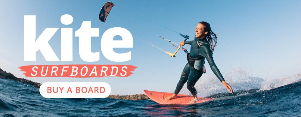 kite surfboards