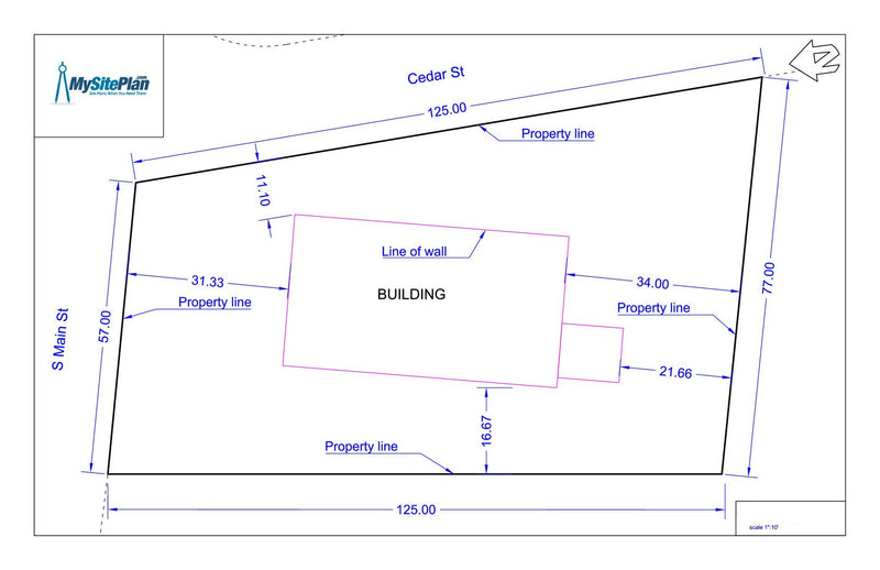 Basic Site Plan