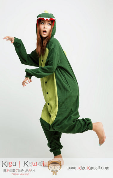 Dinosaur Animal Adult Kigurumi Onesie 恐龍