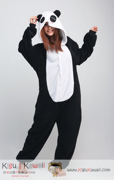 Panda Animal Adult Kigurumi Onesie 熊猫