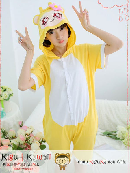 New Super Cute Cici The Monkey Cartoon Character Adult Spring and Summer Kigurumi Onesie KK570
