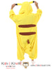 Pikachu Kids Character Kigurumi Onesie - Kigu Kawaii | Buy Kigurumi, Animal Pajamas & Animal Costumes on Kigurumi Store - Welcome  - 2