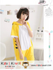New Yellow Tiger Adult Unisex Spring and Summer Kigurumi Onesie KK219 - Kigu Kawaii | Buy Kigurumi, Animal Pajamas & Animal Costumes on Kigurumi Store - Welcome  - 3