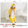 New Yellow Tiger Adult Unisex Spring and Summer Kigurumi Onesie KK219 - Kigu Kawaii | Buy Kigurumi, Animal Pajamas & Animal Costumes on Kigurumi Store - Welcome  - 5