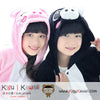 New Pig Animal Character Kids Kigurumi Onesie 2 Colors KK272 - Kigu Kawaii | Buy Kigurumi, Animal Pajamas & Animal Costumes on Kigurumi Store - Welcome  - 3