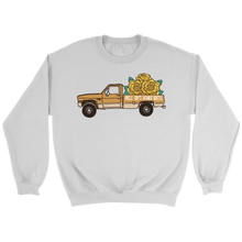 Load image into Gallery viewer, Let's Get Truckin' With Goldie! - Crewneck Sweatshirt