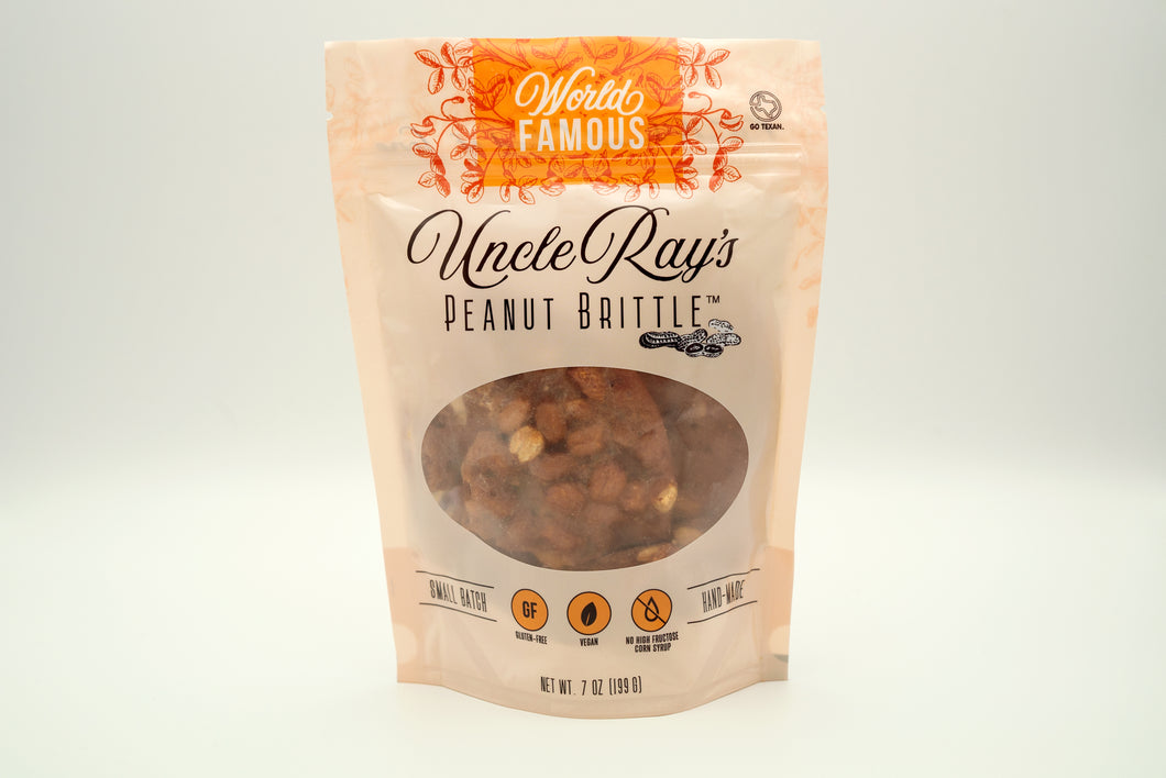 Uncle Rays Original Peanut Brittle