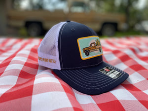 Trucker Hat - Truckin' with Goldie