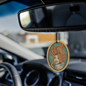 All About the Brittle, Babe - Car Air Freshener