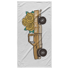Load image into Gallery viewer, The Goldie - Beach Towel