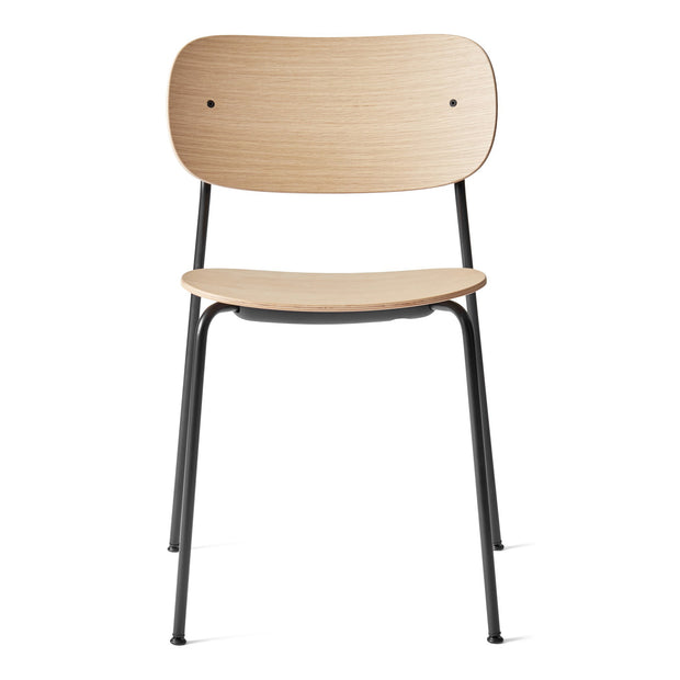 Menu Židle Co Chair, Black / Natural Oak - DESIGNSPOT