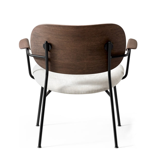 Menu Křeslo Co Lounge Chair, Black / Dark Oak / Maple 222 - DESIGNSPOT