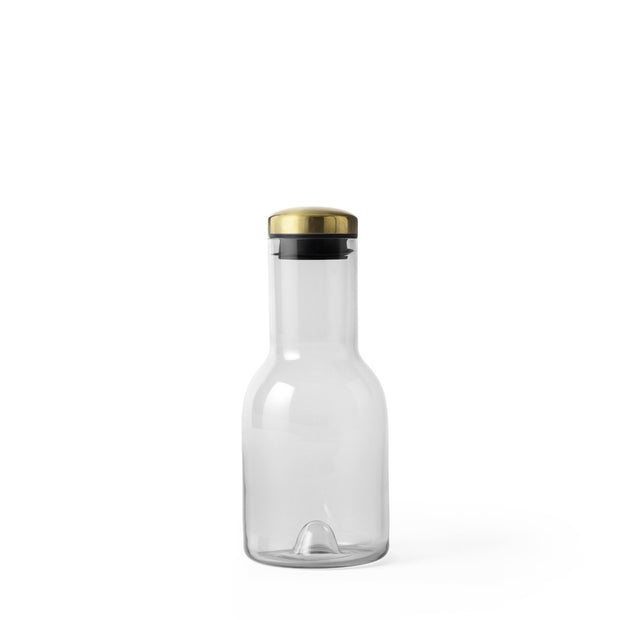 Menu Karafa na vodu Bottle Carafe 0,5 l, Smoke/Brass - DESIGNSPOT