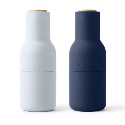 Menu Mlýnky na sůl a pepř Bottle, Classic Blue, set 2ks - DESIGNSPOT