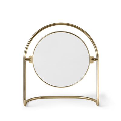Menu Stolní zrcadlo Nimbus Table Mirror, Polished Brass - DESIGNSPOT
