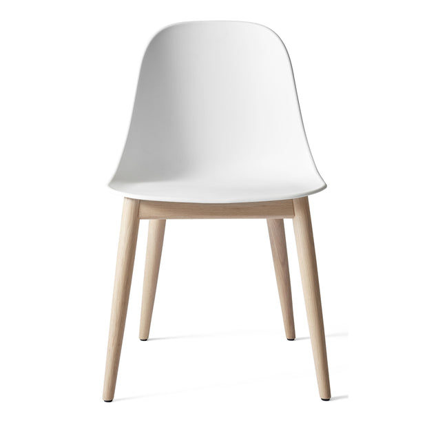 Menu Židle Harbour Side Chair, Natural Oak / Light Grey - DESIGNSPOT