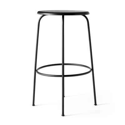 Menu Stolička Afteroom Bar Stool, Black - DESIGNSPOT