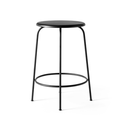 Menu Stolička Afteroom Counter Stool, Black - DESIGNSPOT
