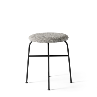 Menu Stolička Afteroom Stool, Black, Light Grey - DESIGNSPOT