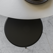 Menu Stolička Afteroom Stool, Black - DESIGNSPOT